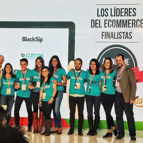 Trabaja en BlackSip