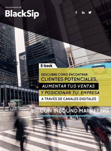 Descubre como encontrar clientes potenciales y  aumentar tus ventas con inbound marketing.
