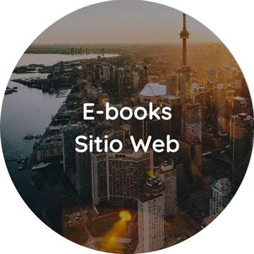 e books acerca de sitios web